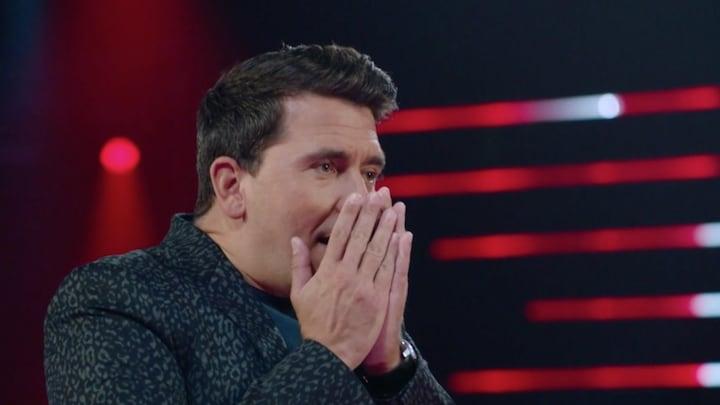 Een droom komt uit voor Jan Smit in The Voice of Holland