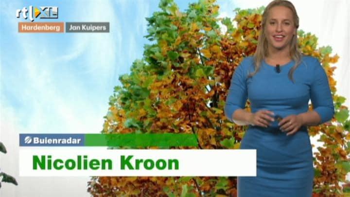 Buienradar NL 20 oktober 2014 14:00uur