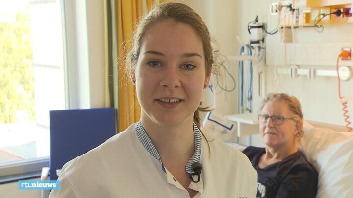 Verpleegkundige Eline over de troonrede: 'De werkdruk is te hoog'