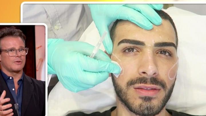 Cosmetische ingrepen voor mannen nog taboe, onzin volgens Leco