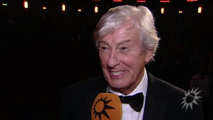 Sterren lopen uit voor première Paul Verhoeven