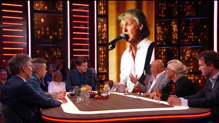 Paul McCartney interviewen stond op de bucketlist van Jack van...