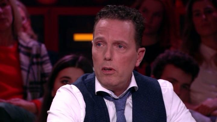 Rob Geus niet vrolijk door vertrek bij SBS6: 'Ik ben eigenlijk nog niet klaar'