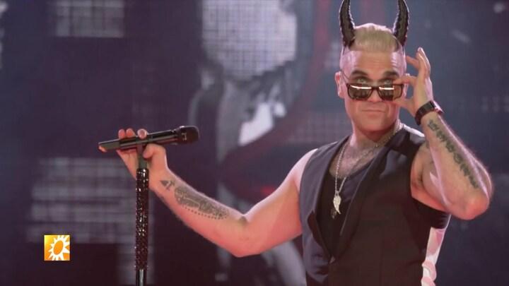 Dit wist je nog niet van Robbie Williams