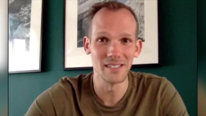 Lars uit MAFS dolblij met nieuwe vriendin Lieve: 'Tevreden man'