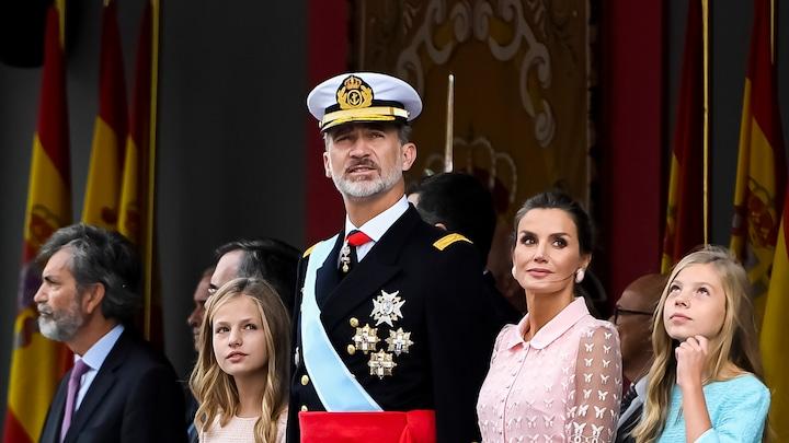 'Spaanse koningshuis is koningin Letizia liever kwijt dan rijk'