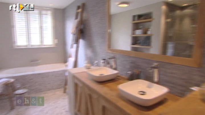 Uitzending gemist | Eigen Huis & Tuin, Landelijke badkamer op RTL 4