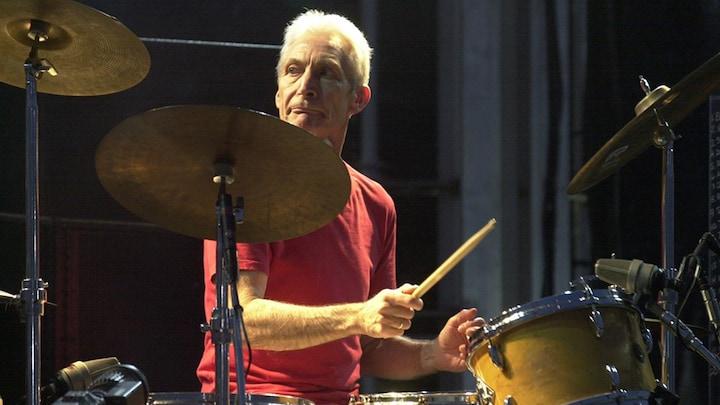 'Drummer Charlie Watts was de motor van The Rolling Stones'
