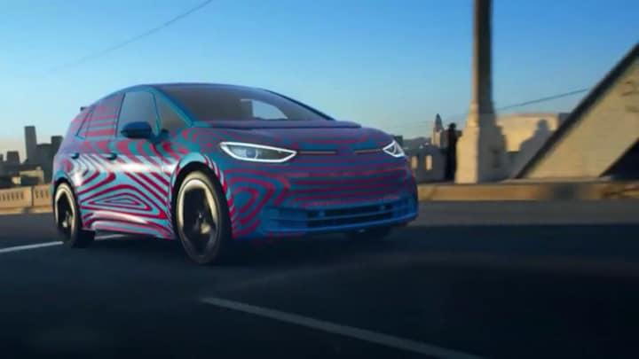 Dit is hem dan: de elektrische Volkswagen ID.3