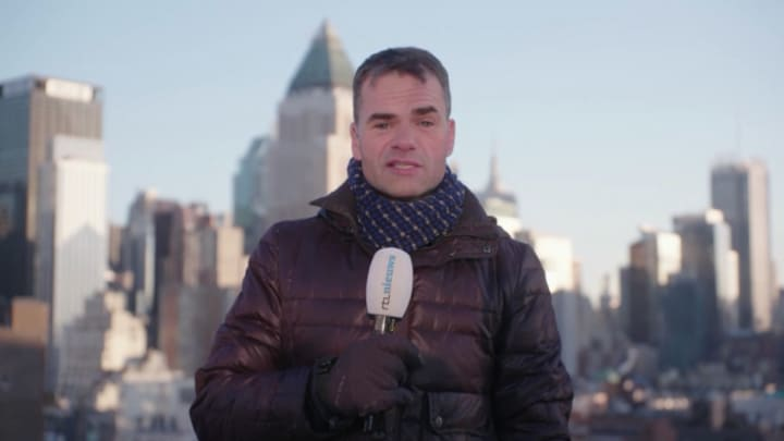 Amerika-correspondent Erik Mouthaan: noodtoestand door ijskoude temperaturen