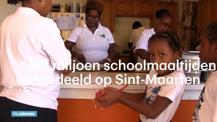 Half jaar na orkaan Irma op Sint-Maarten: 'Hulp nog steeds hard nodig'