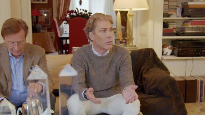 Frank en Rogier zorgen voor gênante gesprekken met Art