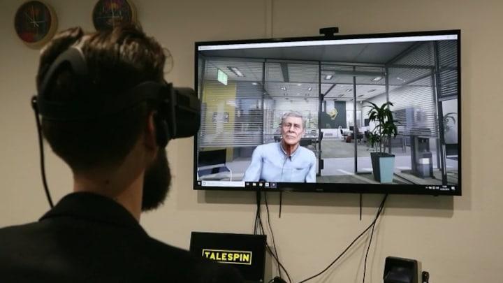 Beter mensen ontslaan dankzij virtual reality-trainingen