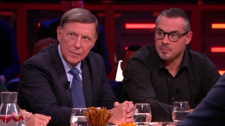 David Van De Steen.Criminaliteit Rtl Late Night Met Twan Huys