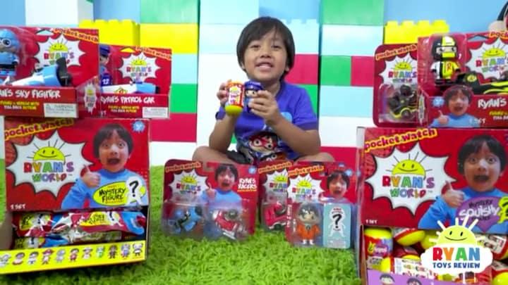 6-jarige miljonair komt met speelgoedlijn