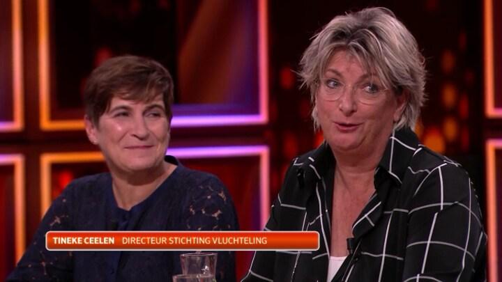 Tineke Ceelen en Lilianne Ploumen over Nobelprijs voor de Vred...
