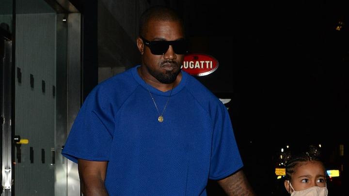 Kanye West duikt op in Antwerps restaurant