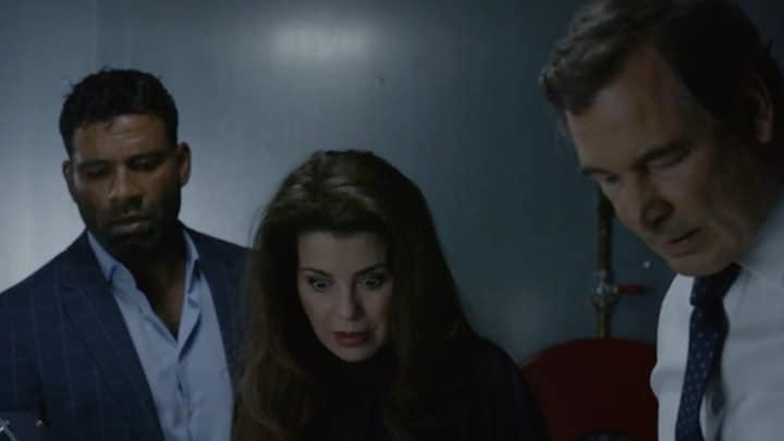 Ludo, Richard en Janine uit GTST treffen levenloos lichaam aan