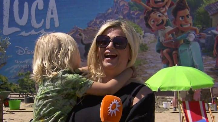 BN'ers trotseren hitte voor première Pixar-film Luca