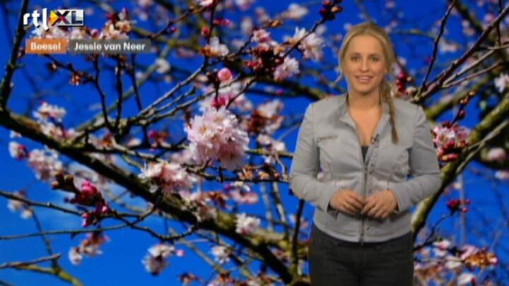 Buienradar NL 4 maart 2015 14:30uur