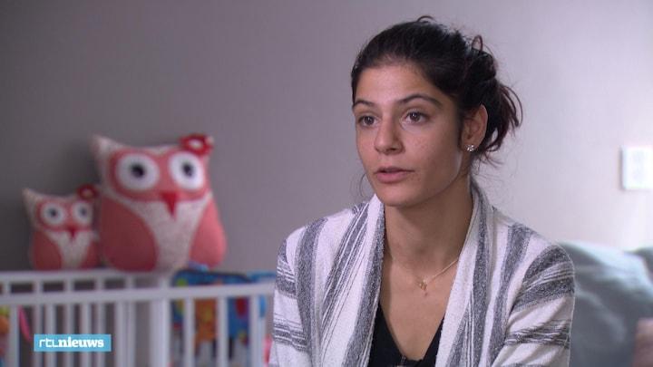 'Ik durfde mijn kind niet vast te houden'