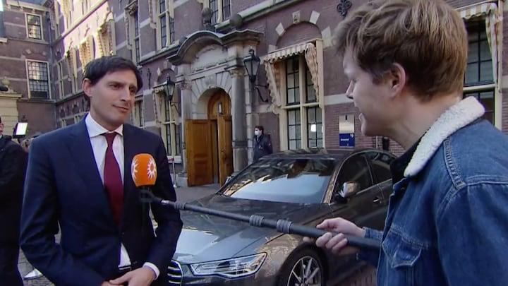 Terrassen weer even open: zo reageerde politiek Den Haag