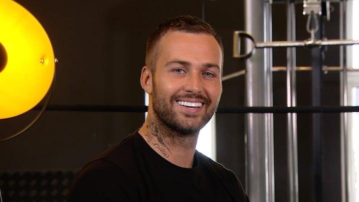 Dave Roelvink hoopt op 'bromance' met toekomstige zoon