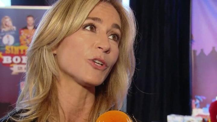 Wendy van Dijk reageert op kelderende kijkcijfers - RTL Nieuws