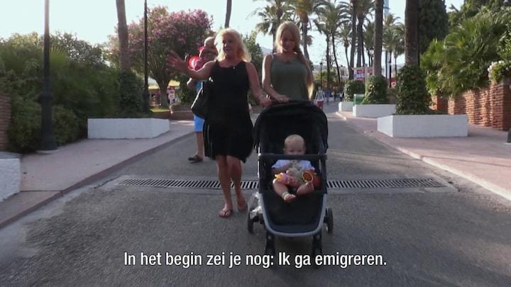 Afbeelding bij Samantha En Michael: Enkeltje Torremolinos: Wil Samantha terug naar Nederland? (fragment)