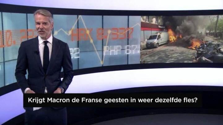 Opnieuw D-Day voor Frankrijk: kan Macron de boel redden?