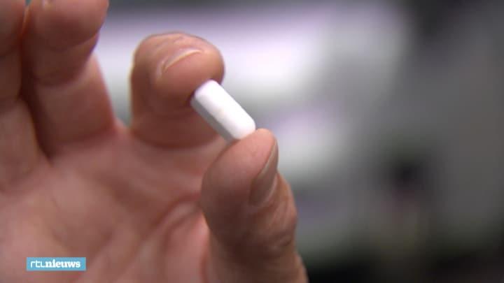 Deze pil voorkomt oververhitting tijdens het sporten