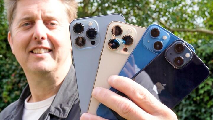 Review iPhone 13: welke nieuwe iPhone is de beste keus?