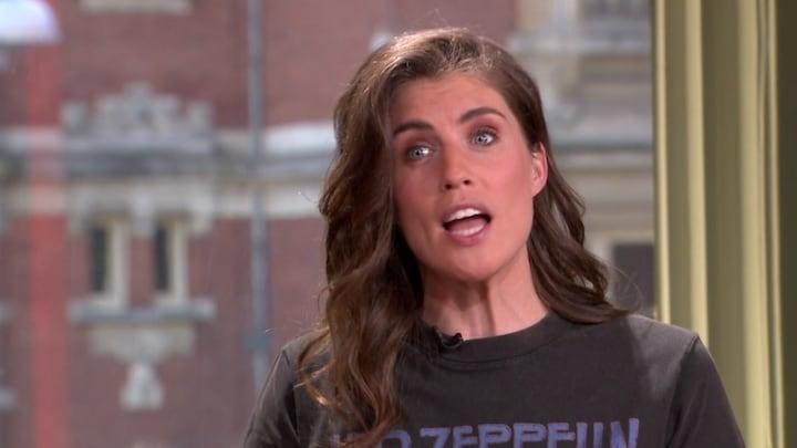 Luuk jaagt Marieke de stuipen op het lijf in RTL Boulevard
