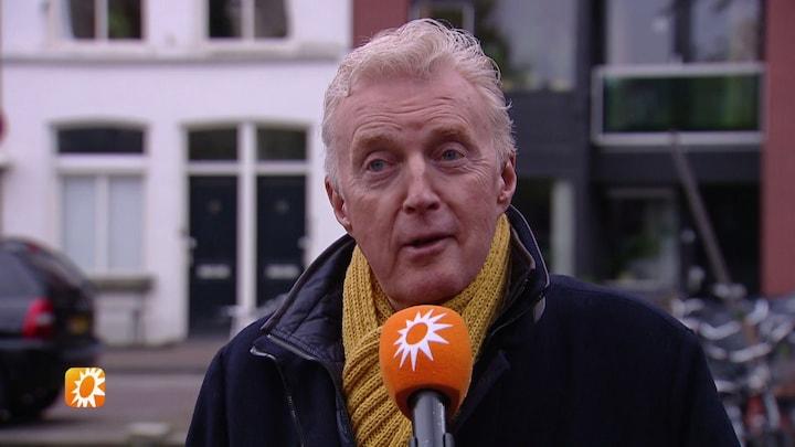 André van Duin over Dodenherdenking: 'Is een mooie speech'