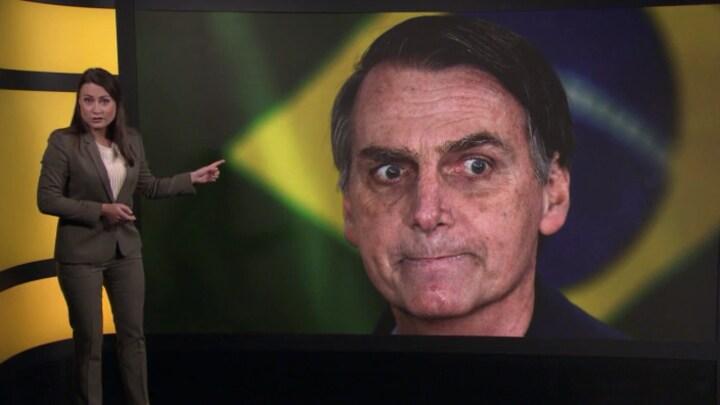 Zo wil Bolsonaro Brazilië redden