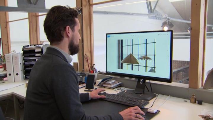 Zo kreeg deze Eindhovense designer wereldwijd klanten