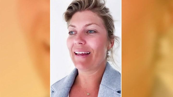 Pauline Wingelaar neemt afscheid van oude huis