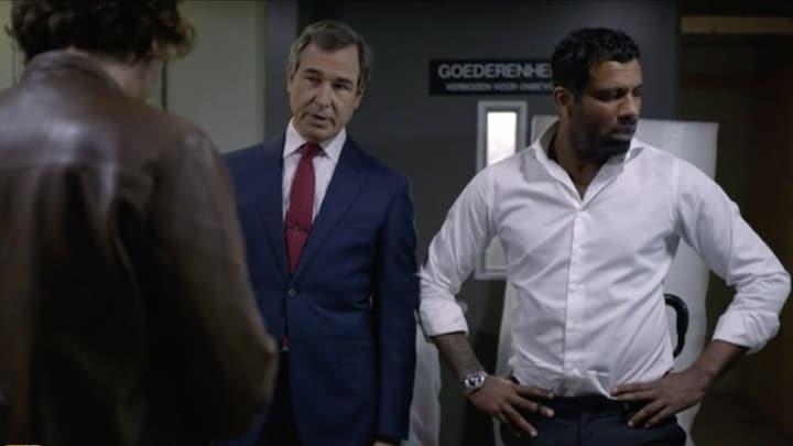 Ludo en Richard in de stress door ondervraging politie in GTST