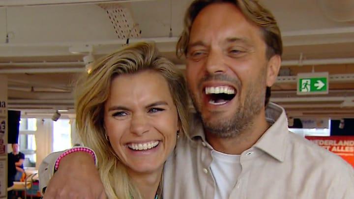 Bas Smit en Nicolette van Dam in de wolken: 'Heel trots op'