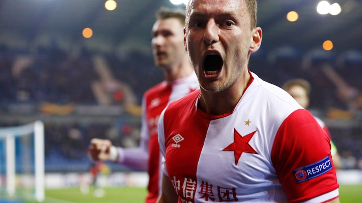 Samenvatting: Genk - Slavia Praag