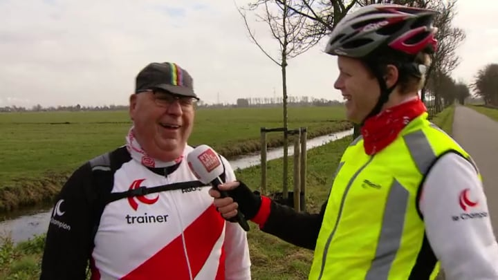 NTFU start cursus voor wielrenners om 'wegkapitein' te worden