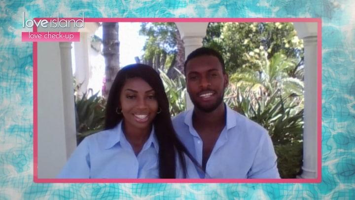 Nina en Paulo weten nog niet of relatie standhoudt na Love Island