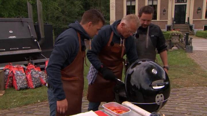 Grillmasters: Wie Is De Beste BBQ'er Van Nederland? gemist