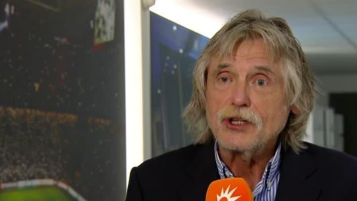 Johan Derksen: 'Muziek belangrijker in het leven dan een balletje'