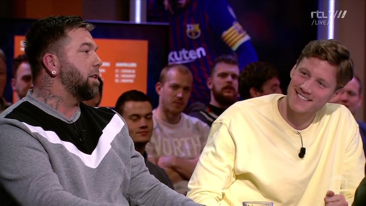 Weghorst ziet in Theo trainer Nederlands elftal