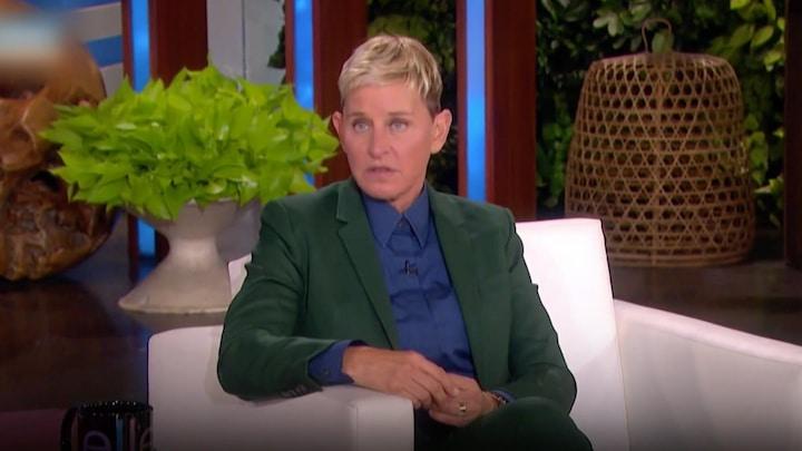 Ellen DeGeneres: 'Wist niets van slechte werksfeer'
