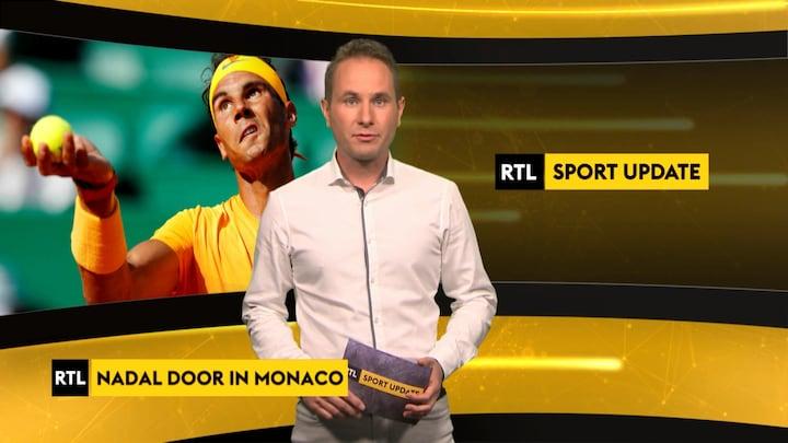 RTL Sport Update: Nadal door in Monaco