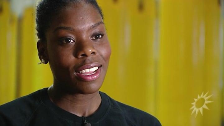 Actrice Imanuelle Grives kan het niet divers genoeg zijn