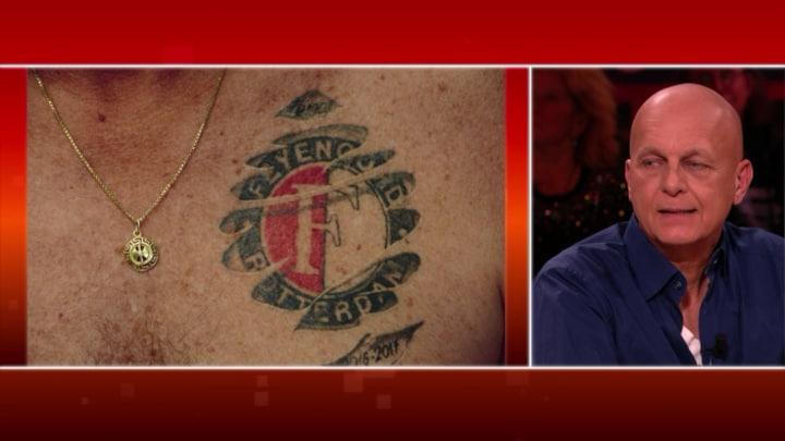 Feyenoord Forever: een boek met 700 trotse tattoos