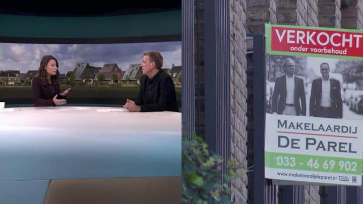 RTL Z Huizenindex: nieuwbouw in de knel